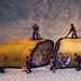 Making A Banana Split   ..HMM! by jackalope22