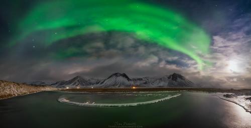 Aurora in Snæfellsnes