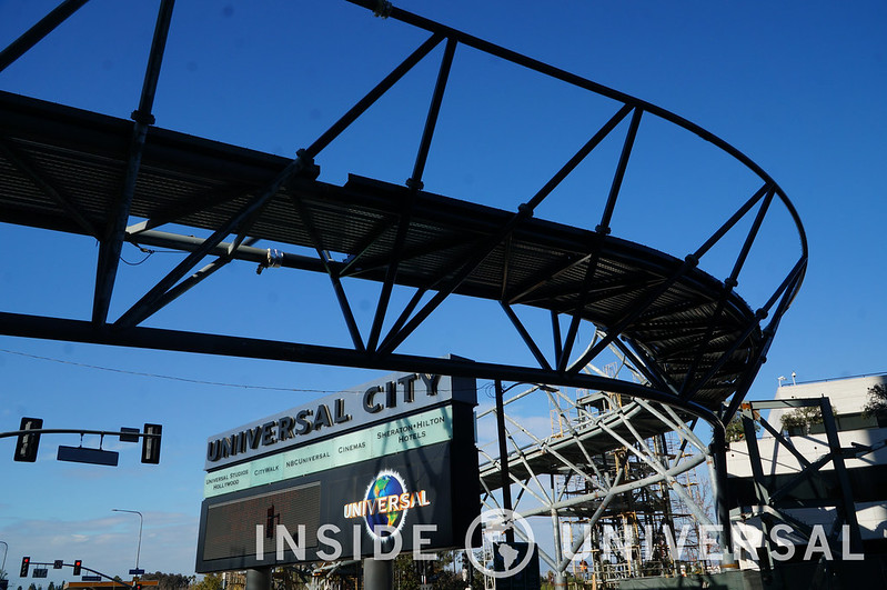 Lankershim January 5, 2016 Update - Projects - Universal Studios Hollywood