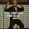 You already are the change you're looking for. #inspiration #matrix #you