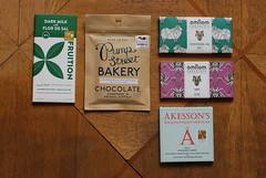 Salted Chocolate Selection