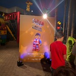 LEGOLAND California - The LEGO Movie A 4D Adventure