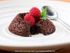 Molten Mocha Protein Cake (1/2)