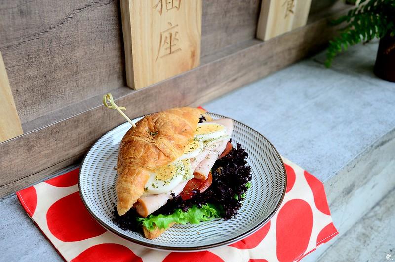 小空間板橋早午餐咖啡廳不限時推薦小倉庫菜單時間新埔 (30)
