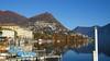 Lake Lugano in Deep Stillness ...