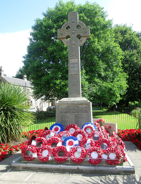 Washington Village, War Memorial