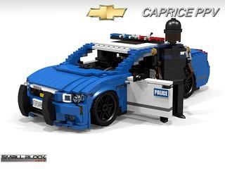 Chevrolet Caprice PPV - 2015