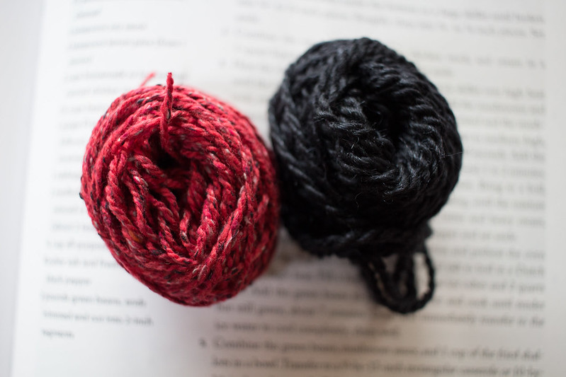Yarn of the Month Club, December 2015