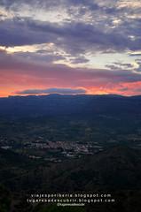 Cornudella desde Siurana (Tarragona, Cataluña)