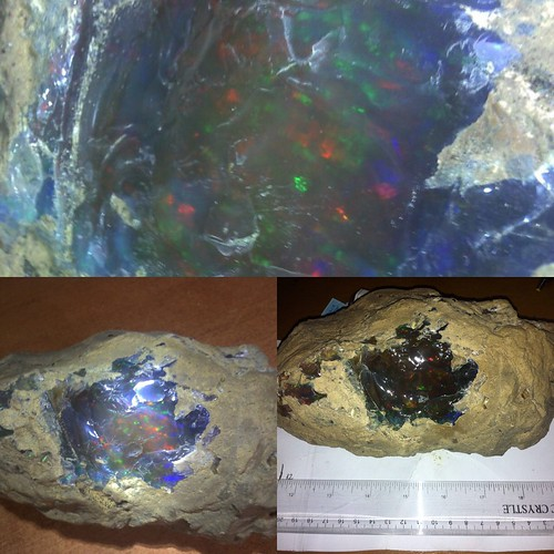9250ctw Huge Welo Ethiopia Opal Rough/Specimen Piece.