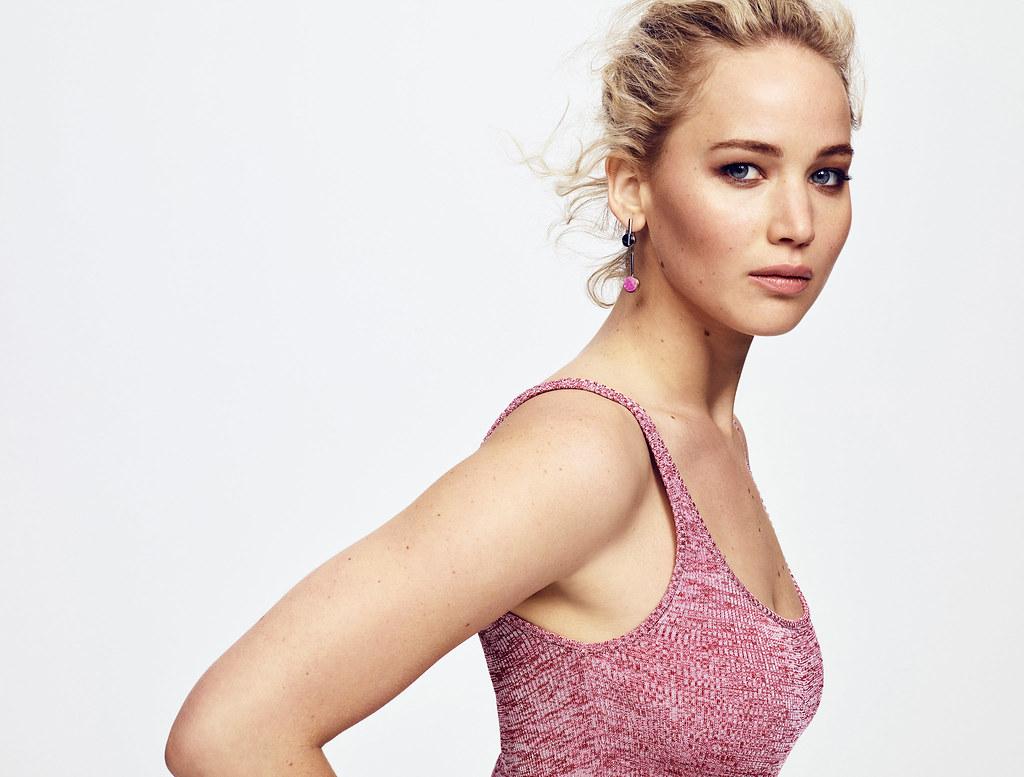 Дженнифер Лоуренс — Фотосессия для «Dior» JM 2015 – 12