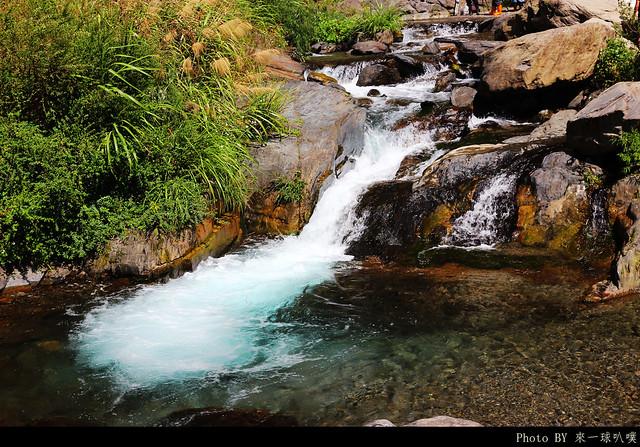 南投-夢谷瀑布21