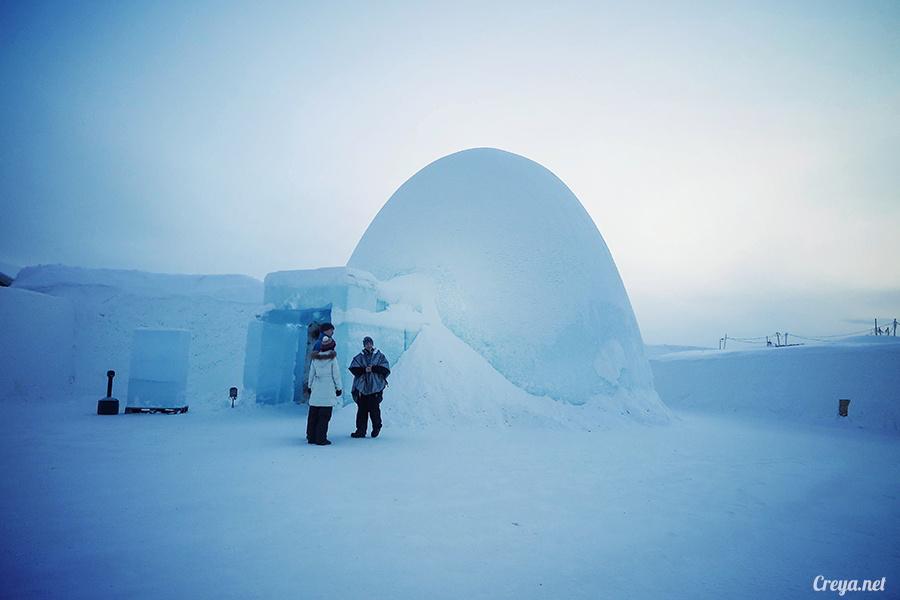 2016.02.25 ▐ 看我歐行腿 ▐ 美到搶著入冰宮,躺在用冰打造的瑞典北極圈 ICE HOTEL 裡 27.jpg