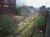 No more traffic for these sidings!