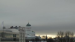 From the #office, Feb 4th 2016. #helsinki #timelapse #cityscape #cloud #clouds #visithelsinki #visitfinland