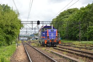 Lokomotywy spalinowe - Diesel locomotives - Diesellokomotiven