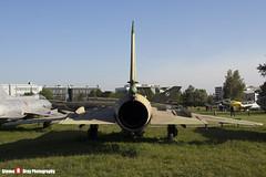 4242 - 6602 - Polish Air Force - Sukhoi SU-20R - Polish Aviation Musuem - Krakow, Poland - 151010 - Steven Gray - IMG_0390