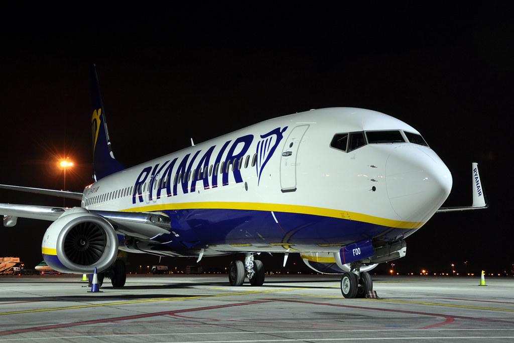 EI-FOO - B738 - Ryanair