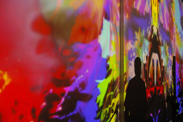 """TESLA FESTIVAL DE EXPERIMENTACIÓN SONORA Y VISUAL 2016 - MUSEO DE LEÓN - """"SUPÉRFLUOS"""" JAVIER IRISO & CARLOS LUXOR + EDUARDO CORTINA - 20.02.16"""