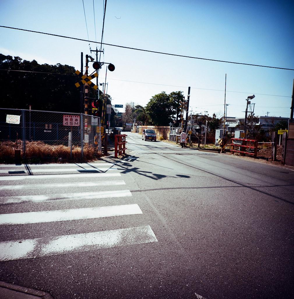 銚子市 Choshi, Japan / Kodak Pro Ektar / Lomo LC-A 120 2016-02-05 銚子真的是一個好悠閒的小鎮,如果哪一天想要消失一段時間的話,我很想再次來到這裡流浪!  Lomo LC-A 120  Kodak Pro Ektar 100 120mm  8281-0001 Photo by Toomore