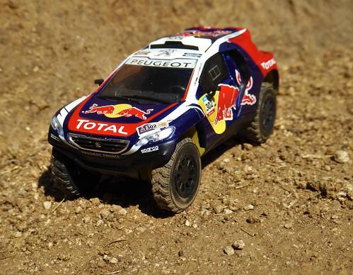 Colección Dakar - Peugeot 2008 DKR (2015)