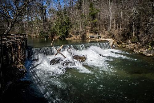 Nora Mill Dam