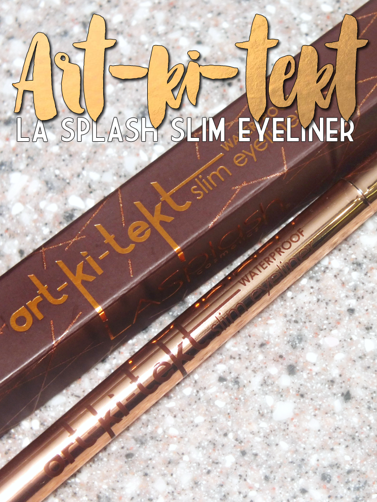 LA SPLASH Art-ki-tekt Slim Eyeliner (2)