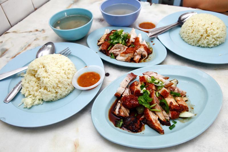 Nam Chuan Chicken Rice Bangsar