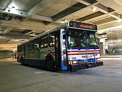 WMATA Metrobus 2000 Orion V #2186