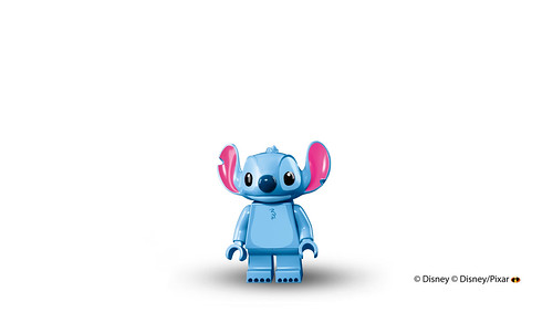LEGO Collectible Minifigures 71012 - Disney - Stitch