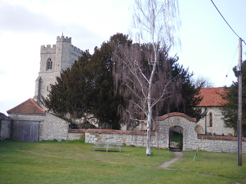Dinton Church