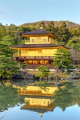 Kinkaku-ji and the Golden Pavilion, Kyoto   Japan
