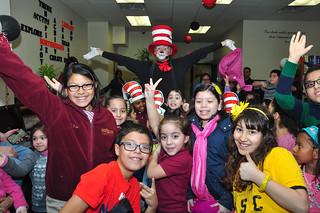 03/02/2016 - Dr. Seuss Celebration - Kennedy Branch
