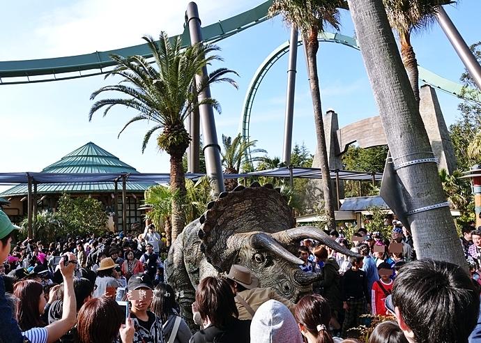 16 日本環球影城15周年 Re-boooorn 飛天翼龍 侏羅紀公園
