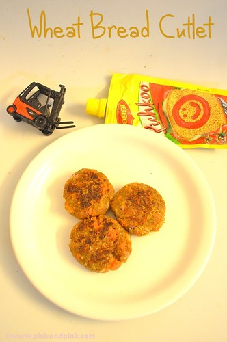 Cutlet recipe for kids