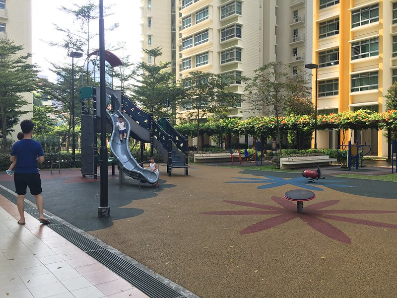 Near Blk 60 Stratmore Road