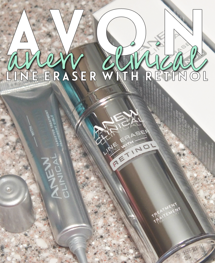 Avon Anew Clinical Line Eraser with Retinol (1)