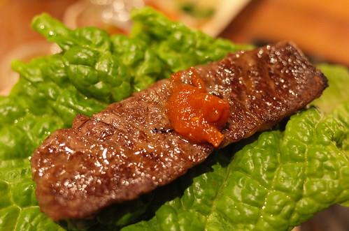 特上厚切りハラミ 韓菜園 焼肉 本家 Ponga 14