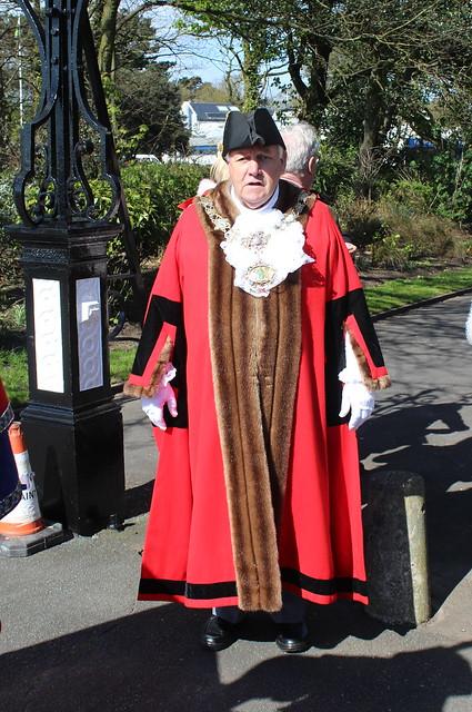 Mayor of Fylde