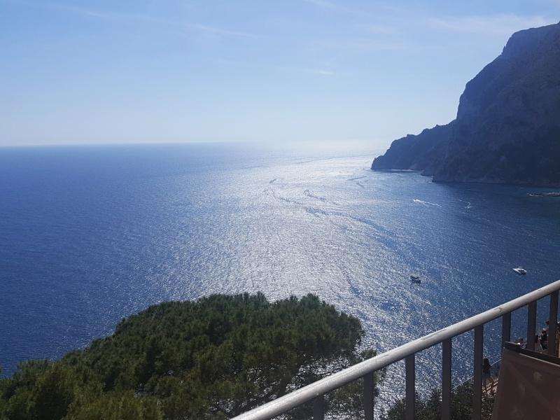Punta Tragara Capri View