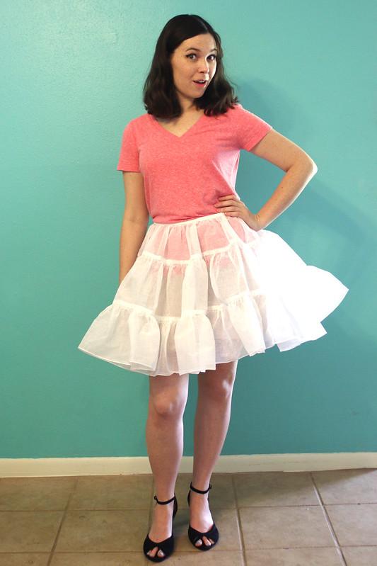 Large Crinoline Petticoat