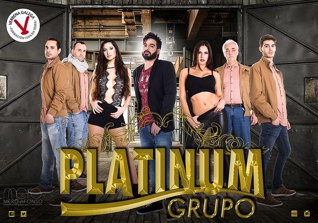 Platinum 2016 - grupo - cartel