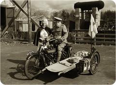 Beamish Museum Great War Steam Fair