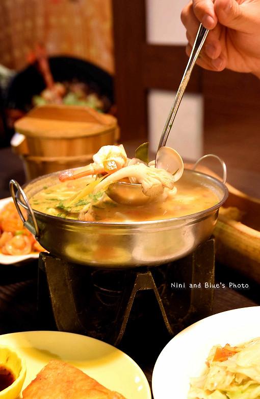 台中泰式料理云禾精誠路巷弄酸辣湯雲南料理16
