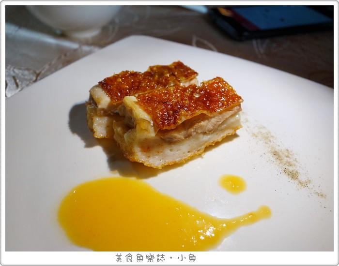 【新北新莊】翰品酒店/福明廳中餐廳/無菜單料理 @魚樂分享誌