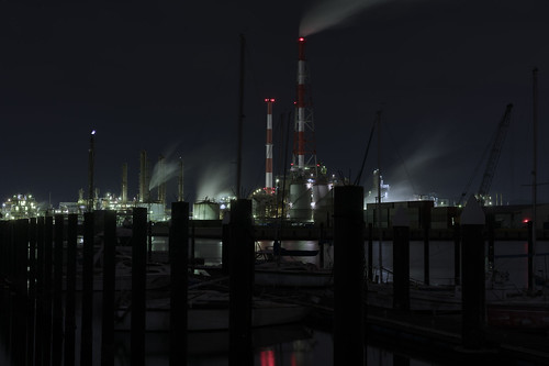 winter industrial jp 日本 himeji nightview hdr 兵庫県 姫路市