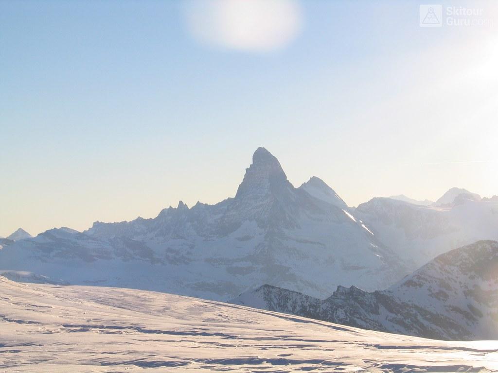 Rimpfischhorn Walliser Alpen / Alpes valaisannes Switzerland photo 20