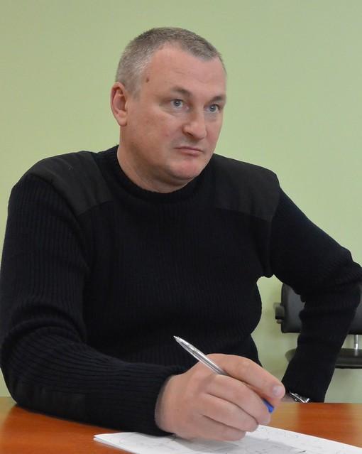 Сергій Князєв: «Хліб наПоліссі купують нетакчасто, якпожежні рукави»