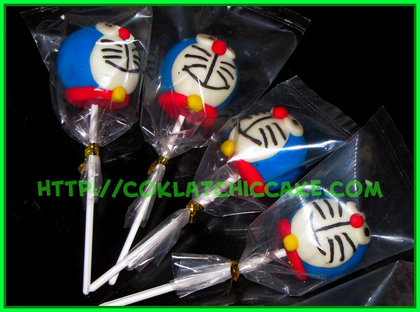 Cakepops Doraemon