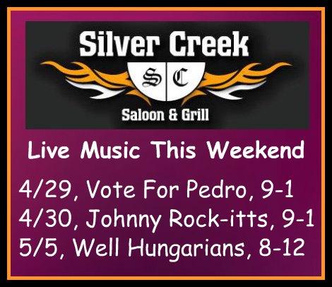 Silver Creek 4-29-16